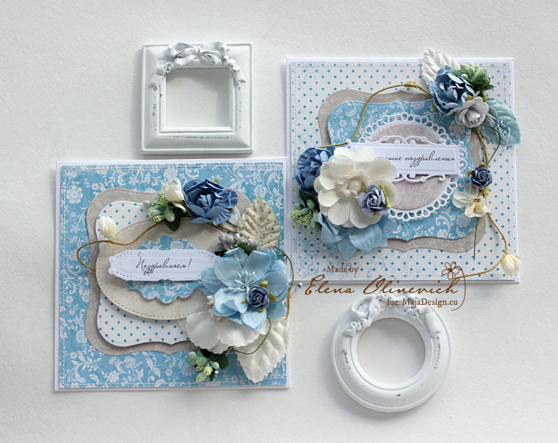 Summer Collection for Cards by Elena Olinevich for Maja Design_1