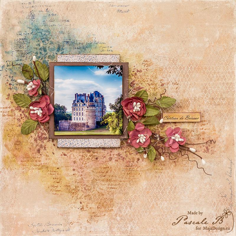 Chateau de Brissac by Pascale B