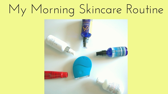 Featured image for my morning skincare routine on www.majeang.com