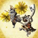 モンハンクロス(MHX)のオトモアイルー(猫)のサポート行動の詳細、サポート行動の一覧
