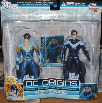 Nightwing Box Front