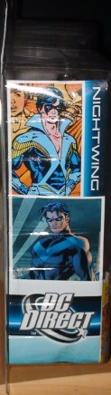 Nightwing Box Side