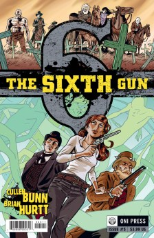 SIXTH GUN #5 COVER