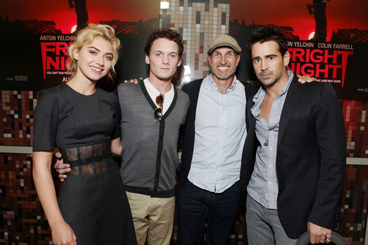 "The stars of DreamWorks Pictures' ""Fright Night"" attends a special fan event and screening at Comic Con International"