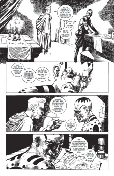 Wasteland #31 Preview pg 4