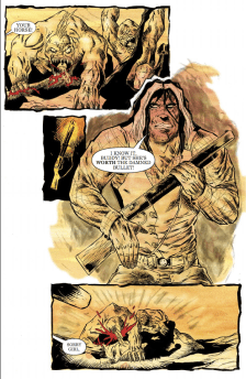 DUST 5 Page 3 Preview
