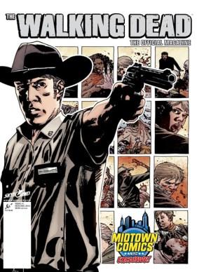 Midtown Comics Retail Variant Cover 2