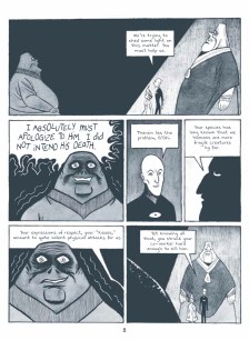 Last Days of an Immortal Preview-PG6