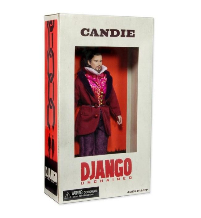 Django Figures-Candie