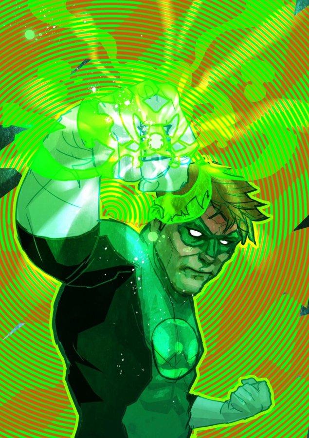CWard-Green Lantern