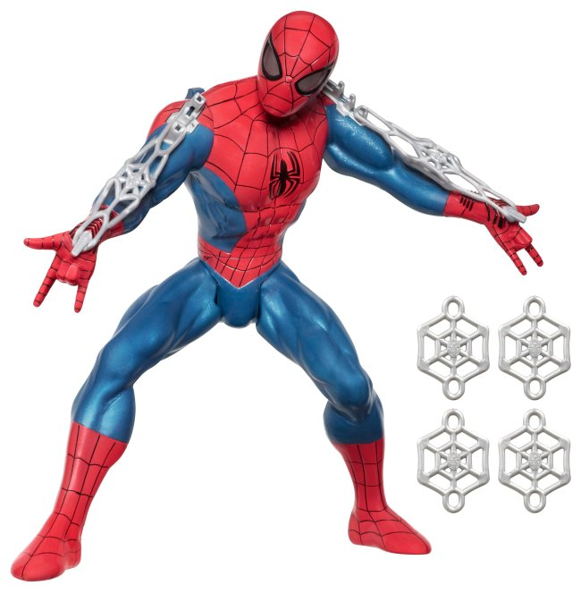 A1511 Rapid Fire Web Blast SPIDER-MAN