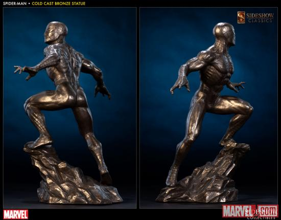 Bronze Spider-Man3