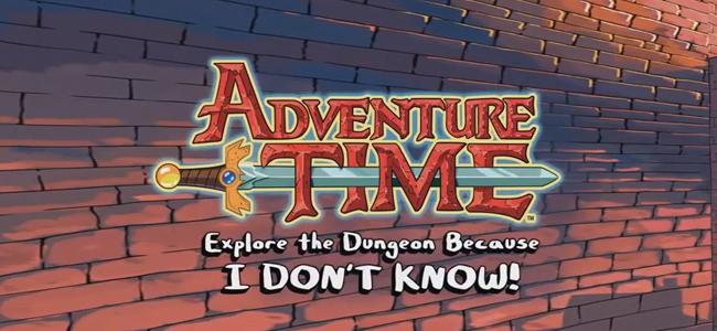 AdventureTimeExploretheDungeon