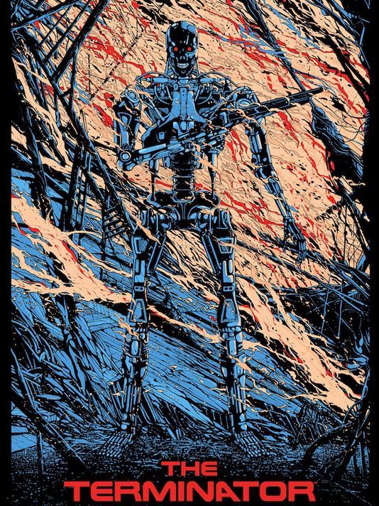 Terminator Mondo Poster