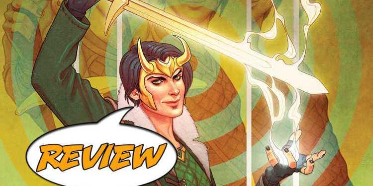 Loki Agent of Asgard #1 Feature Image