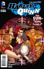 Harley QuinnCover