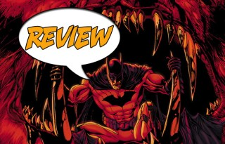 Justice League of America, New 52, DC Comics, Batman, The Dark Knight, Gregg Hurwitz, Ethan Van Sciver, Man-Bat, David Finch