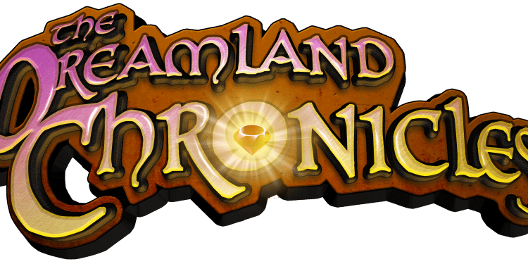 Dreamland Chronicles Logo