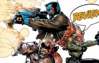 Titan Comics, Doctor Who, Alien Legion, Carl Potts, Chuck Dixon, Sarigar, Marvel,