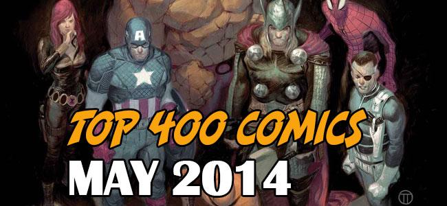 top400comicsMay2014