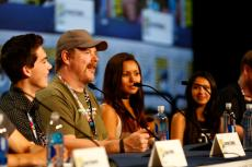 Adventure Time Panel at SDCC14_12