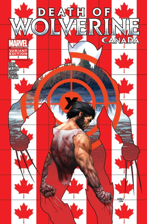 Death_of_Wolverine 1_Canada Variant
