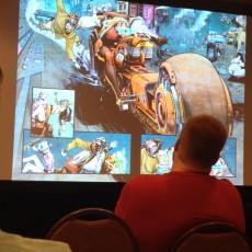 Robert Kirkman at Image Expo