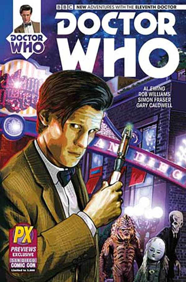 SDCC11thDoctorWhoComic
