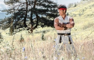 STREET FIGHTER WORLD WARRIOR Mike Moh as Ryu