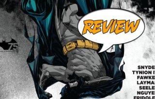 Batman Eternal #17 Feature Image