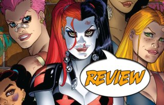 Harley Quinn #10 feature image