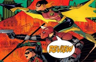 Batman and Robin #36 Feautre Image