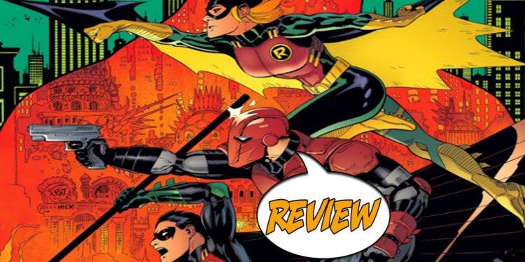 Batman and Robin #36 Feautre Image