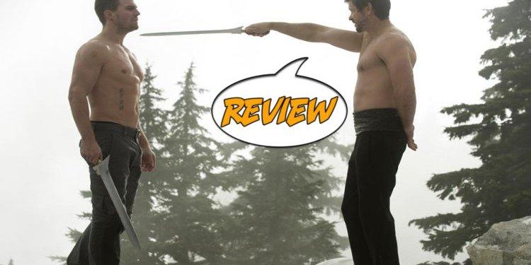 Arrow Mid-Season Finale Feature Image