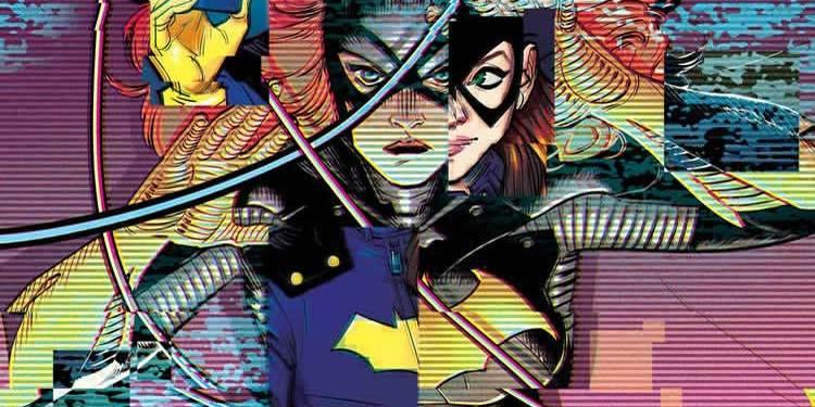 Wayne's Comics, Wayne Hall, Batgirl, Babs Tarr, Barbara Gordon, Burnside, Gotham City, Black Canary, Cameron Stewart, DC Comics,