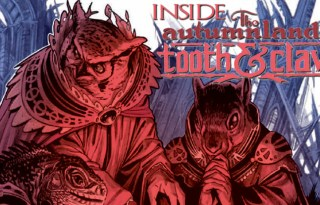 Inside the Autumnlands #5 Feature Image
