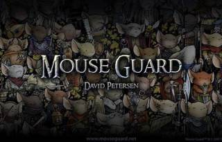 Mouse Guard, David Petersen, Archaia