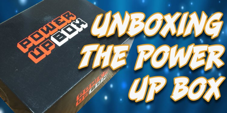 powerupboxunboxing