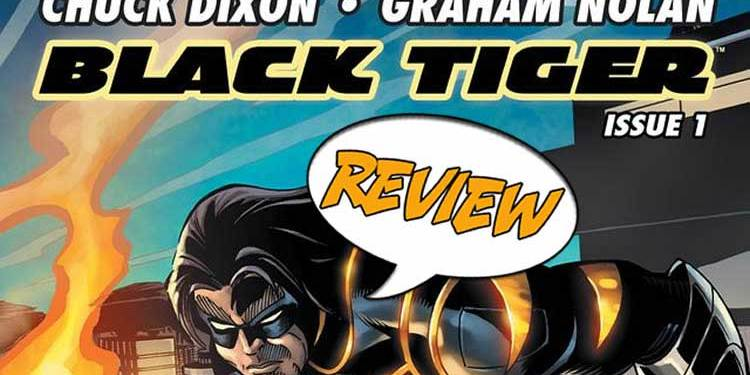 Graphic India, Chuck Dixon, Graham Nolan, Bane, Batman, Black Tiger, Sharad Devarajan, Gotham Chopra, Liquid Comics, Suresh Seetharaman, Rajan Shah