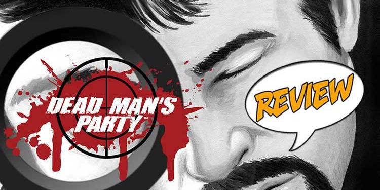Darby Pop, Side-Kicked, Dead Man's Party, Jeff Marsick, Indestructible, assassin, Killer, Scott Barnett, Magnetic Press, Ghost, Cynara Veil, FBI,