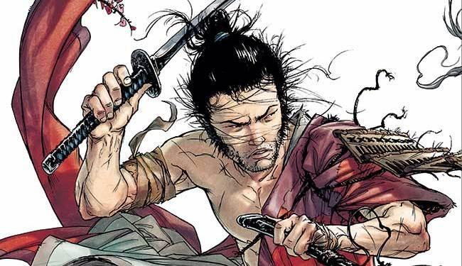 Samurai-Comic_1_CoverA_Frédéric-Genét