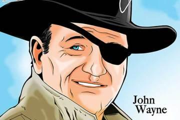 TributeJohnWayne