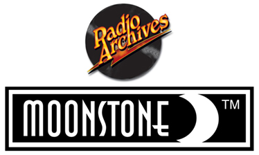 Moonstone Radio Archives Logo