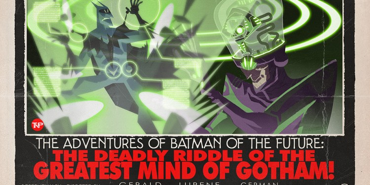 greatest mind of gotham