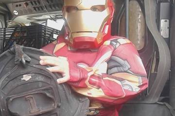 Kid Iron man