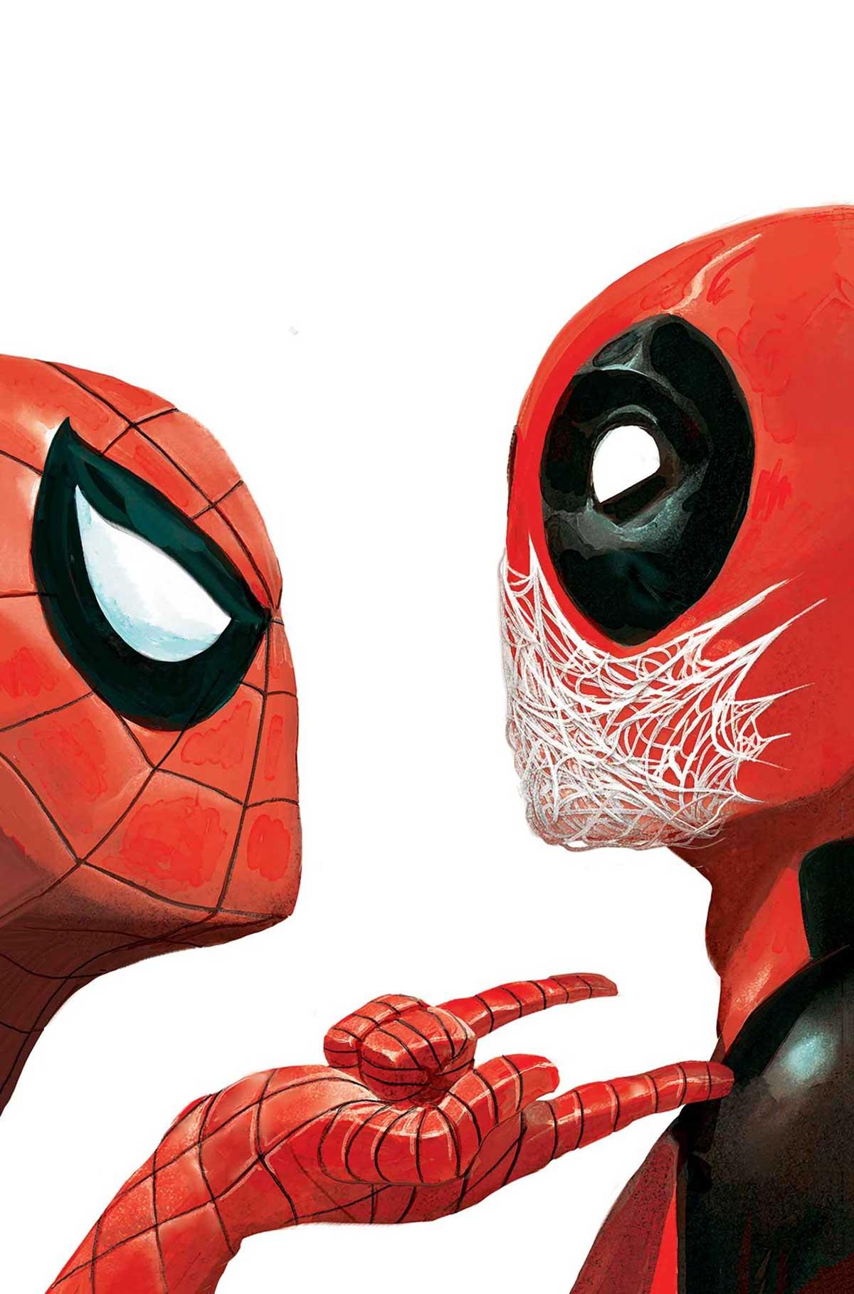 marvel deadpool spiderman the image kid. Black Bedroom Furniture Sets. Home Design Ideas