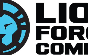 lionforgecomicslogo