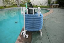 PVC Pool Hose&nbsp;Reel