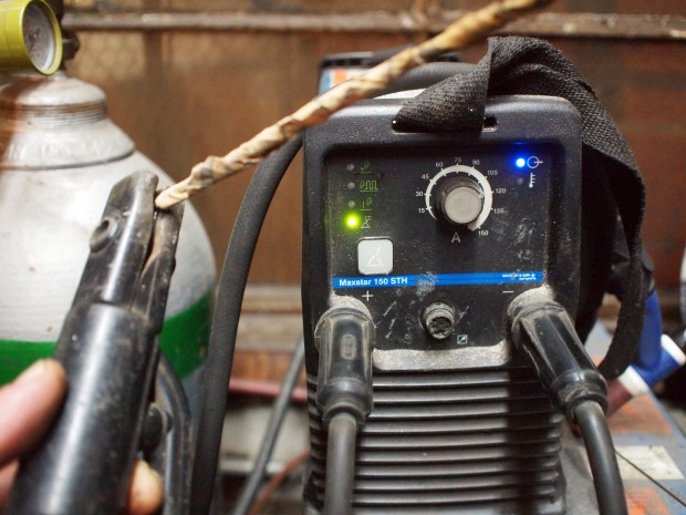 DIY Welding Rod