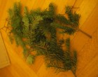 Wreath for Solstice / Yule /Christmas